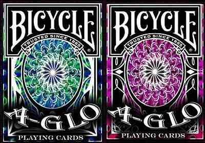 Mixed Brick of Bicycle A-Glo Playing Cards - Limited Editions – SEALED
