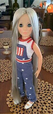 Ideal Kerry Doll Reroot