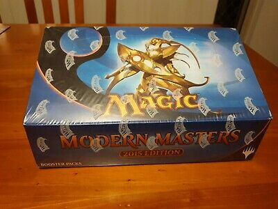 Modern Masters 2015 Booster Box Factory Sealed MTG New Magic the Gathering Eng 2