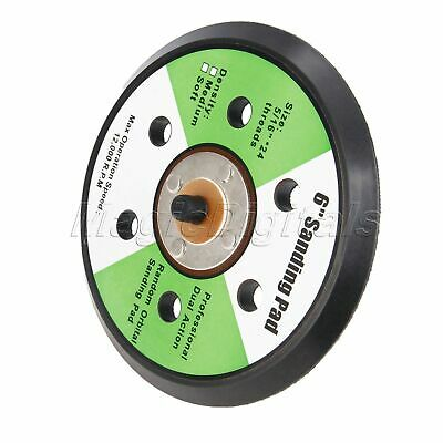 """Professional 6"""" Sanders Backing Pad Grinder Sanding Wheel Disc Tool With 6 Hole"""