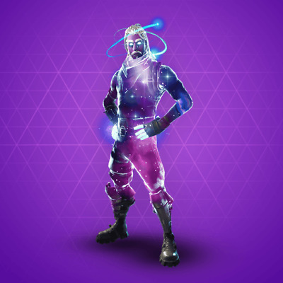 ✅🔥GALAXY SKIN FORTNITE!!!!🔥✅ - £5 50 | PicClick UK