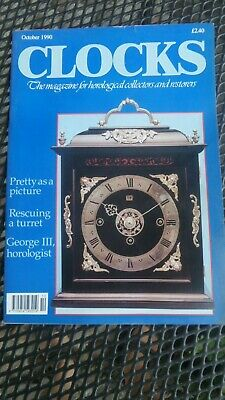 Clocks magazines, 260 copies