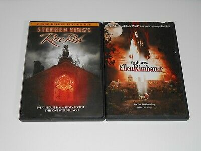 Stephen King's Rose Red & The Diary of Ellen Rimbauer - Rare OOP DVD Horror