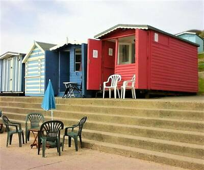 Beach Hut For Hire Walton On The Naze Essex (Not For Sale)
