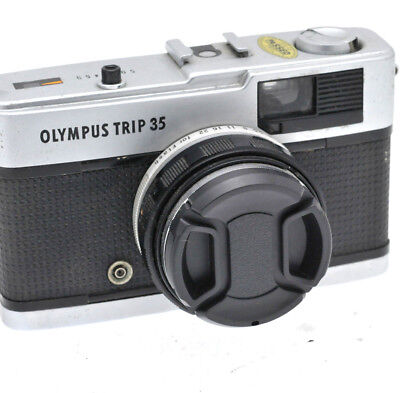 New Olympus Trip 35 Replacement Lens Cap To Protect Your Optics Selenium Cell #1