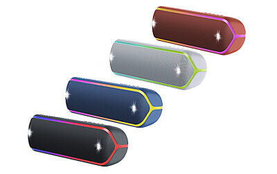 Sony SRS-XB32 Portable Extra Bass  Wireless Bluetooth Speaker With NFC/ Lights