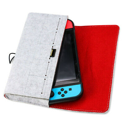 For Nintendo Switch Travel Carrying Case Portable Storage Bag Accessories Cover