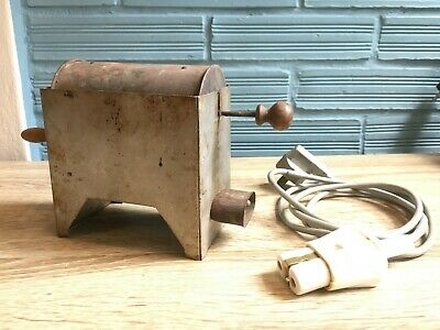 ANTIQUE G W  BARTH Ludwigsburg Coffee Bean Gas Roaster