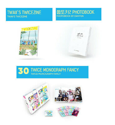Twice Twaii's Twaiis Shop Official Pop-Up Store In Seoul Korea Photo Book