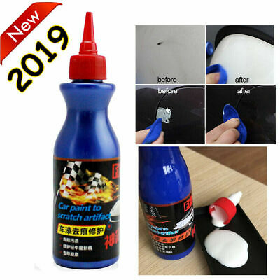 2019 ONE GLIDE SCRATCH REMOVER CAR CARE CLEANING Car Paint Scratch @UK