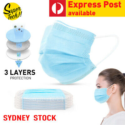 Unisex Anti-Dust Mouth Face Masks Washable Cycling Earloop Pollen Mask Muffle AU