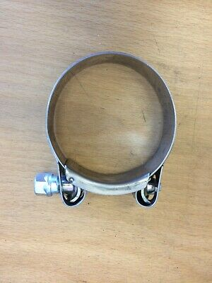 EXHAUST CLAMP 73 - 79mm NEW