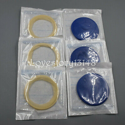 1 Pc Dental Disposable Mouth Opener Rubber Dam Cheek Retractor Expander 2 Colors