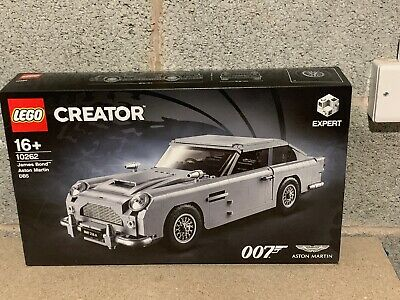 Lego Creator New James Bond Aston Martin Db5 10262 In Hand