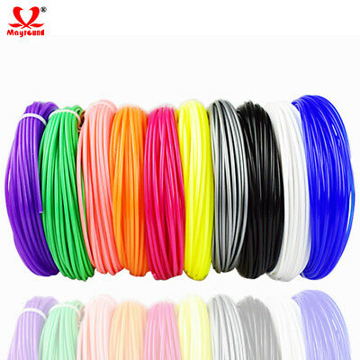 3D Printer PCL PLA ABS High Strength Carbon Fiber Infused Filament 1.75mm 5M/10M