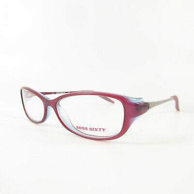 Red Eyewear Glasses Case Reading Glasses or Spectacles MISS SIXTY