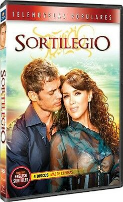 Telenovela SORTILEGIO William Levy DVD