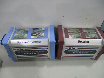 Hill-Rom Total Care Spo2rt Bed Percussion & Vibration and Rotation Modules