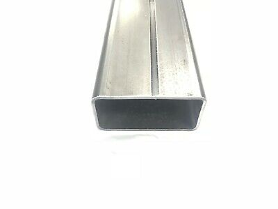 "Steel Rectangular Tube 2"" x 4"" x .125"" x 90"""