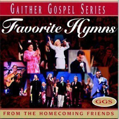 Favorite Hymns by Bill & Gloria Gaither Cd