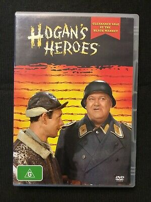 Hogans Heroes - DVD - Clearance Sale @ Black Market - Time Life/CBS - 4 Episodes