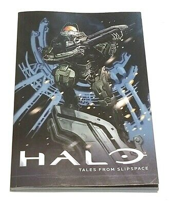Halo: Tales from Slipspace Paperback Book, Excellent Condition
