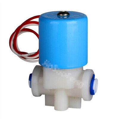 """1/4""""OD Tube Solenoid Valve NC 6/12/24/110/220Vfor RO Reverse Osmosis Pure System"""
