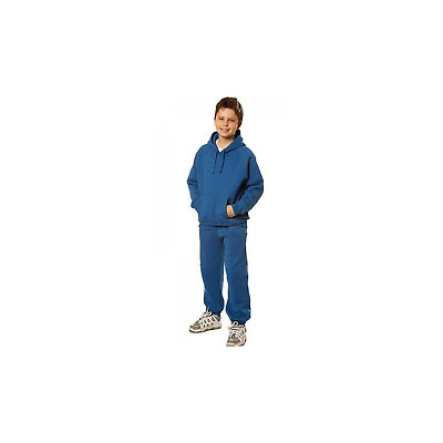 New Kids Boys Boy Close Front Fleece Hoodie Casual Sport Trackies Jumper Top