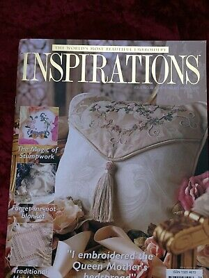 Inspirations magazine, Issue No. 38
