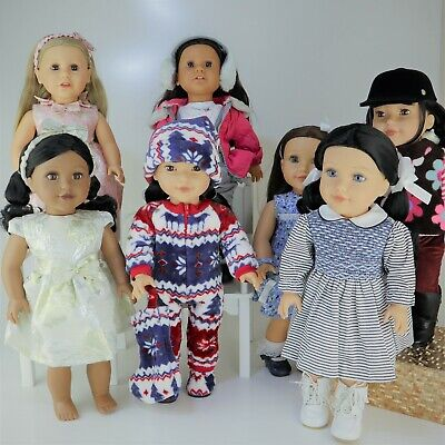 """My London Girl 18"""" Dolls Outfits Clothes Fits My American Girl Our Generation"""