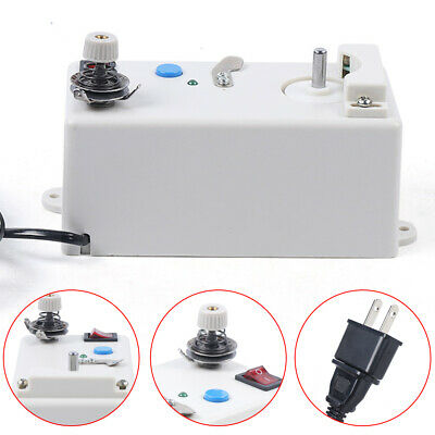 110V Highspeed Automatic Bobbin Winder for Computer embroidery Sewing Machine US
