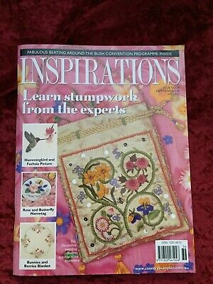 Inspirations magazine, Issue No. 36