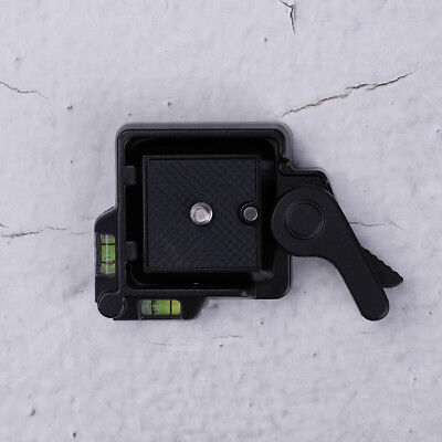 Clamp & quick release qr plate for tripod monopod ball head benro cameraFT