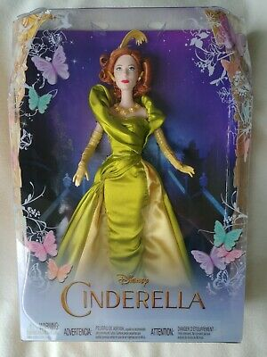 Disney Cinderella Live Action Lady Tremaine Stepmother Doll Cate Blanchett
