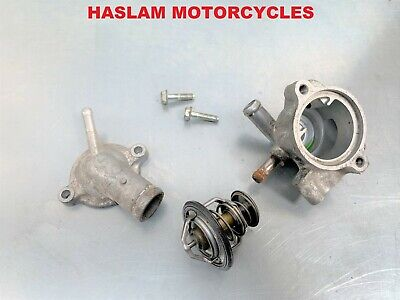 honda cbr600 rr 2003 - 2006 thermostat & housing 19300MCJ003