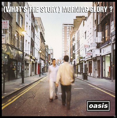 Oasis - (What's The Story)Morning Glory? [CD]