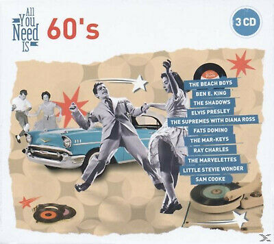 Various - All You Need Is: 60 [Cd]