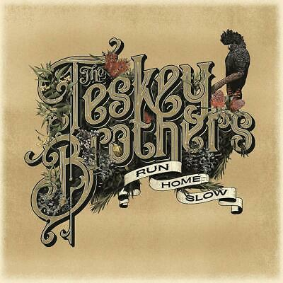 The Teskey Brothers - Run Home Slow (CD 2019)  preorder