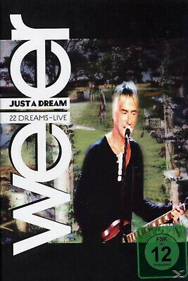 Paul Weller - Just A Dream-22 Dreams Live (Lim.Deluxe Edt.) [DVD + CD]