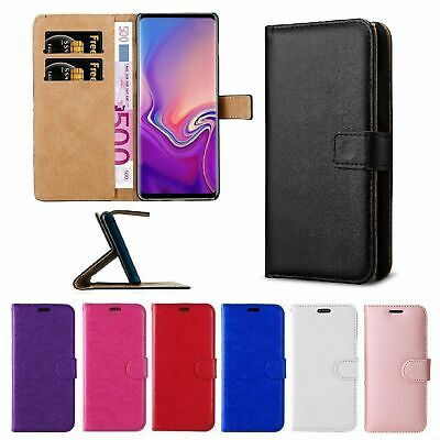 Case For Samsung Galaxy A10 A50 A40 A20e A30 A70  Leather Flip Card Wallet Cover