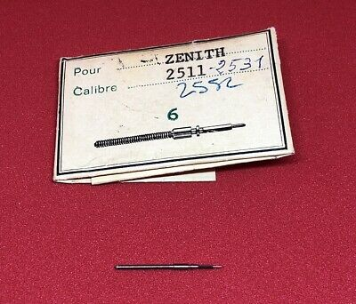 Original Zenith 2511 2522 2531 2532 2540 2541 2542 2552 2562 Tige Stem