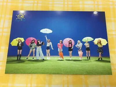 TWICE HAPPY HAPPY JAPAN Hi Touch Limited Official Trading Photo Card All Members