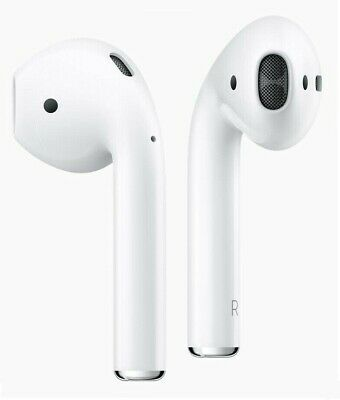 Apple AirPods Gen 2 Genuine Replacement Left/Right EAR ONLY Bluetooth NOB