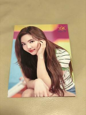 TWICE NAYEON HAPPY HAPPY JAPAN Hi Touch Limited Official Trading Photo Card d
