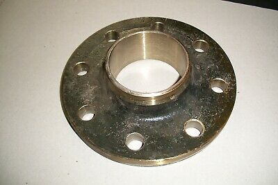 """Heavy Duty 3"""" Copper 8 hole Companion Flange with gasket and bolts"""