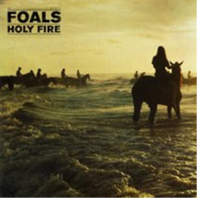 Foals-Holy Fire CD NEW