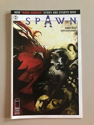 Spawn #276 Todd McFarlane Alexander Color Variant VF/NM