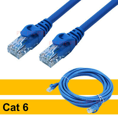 Cat 6 0.5m 1m 2m 3m 5m10m 8P8C RJ45 Direct Ethernet patch cable for Data XBOX1