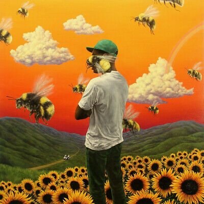 N880 Tyler the Creator Flower Boy Cover Album HQ Poster 24 12x12