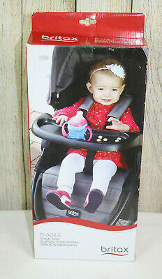 New Britax B Agile 3 and 4 Tray Detachable with the Push of a Button